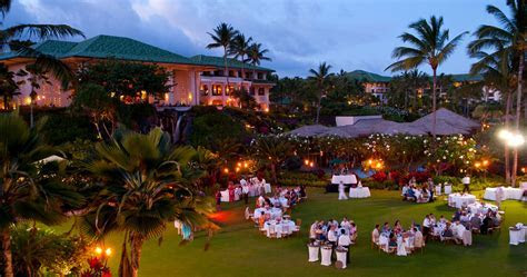 Wedding & Event Venues   Poipu Beach Resort Association