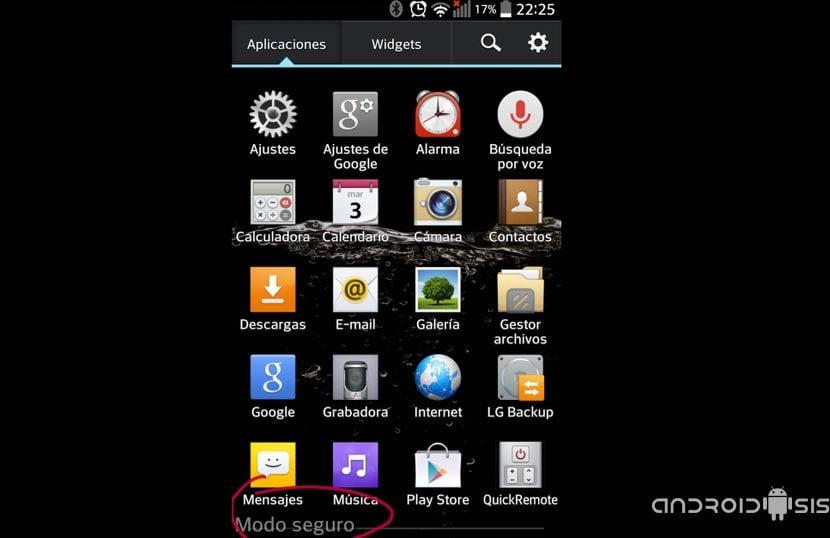 problemas con android solucionalos entrando en modo seguro 3 ¿Problemas con Android?, solucionalos entrando en modo seguro