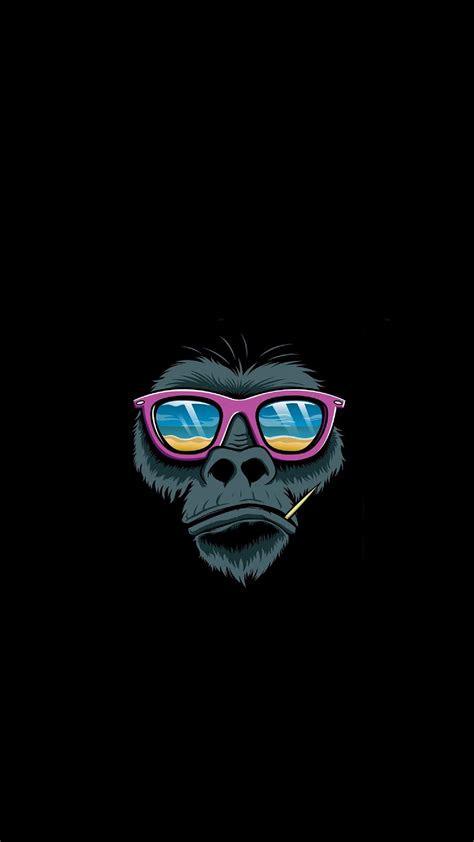 monkey iphone ipad wallpaper iphone wallpapers