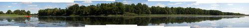 Panorama Chenal Grande Riviere
