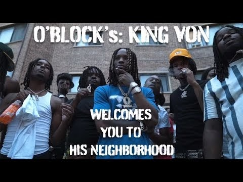 "Civil TV: King Von ""Welcome to My Neighborhood: O Block"""