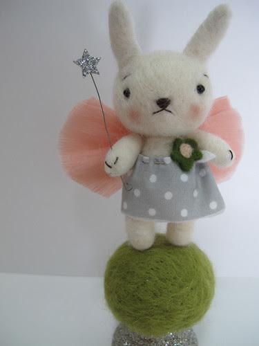 Jenn Docherty's Workshop, Fairy Bunny! 2