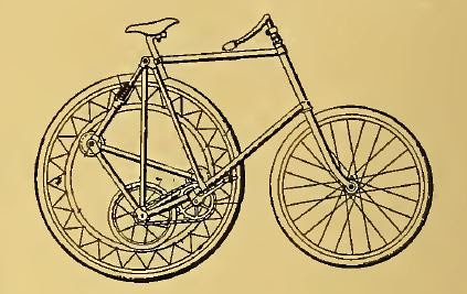 """McIntire's Bicycle"""