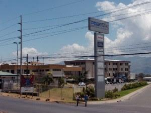 Las zonas francas fue el sector que mayor inversión extrajera directa trajo al país.CRH