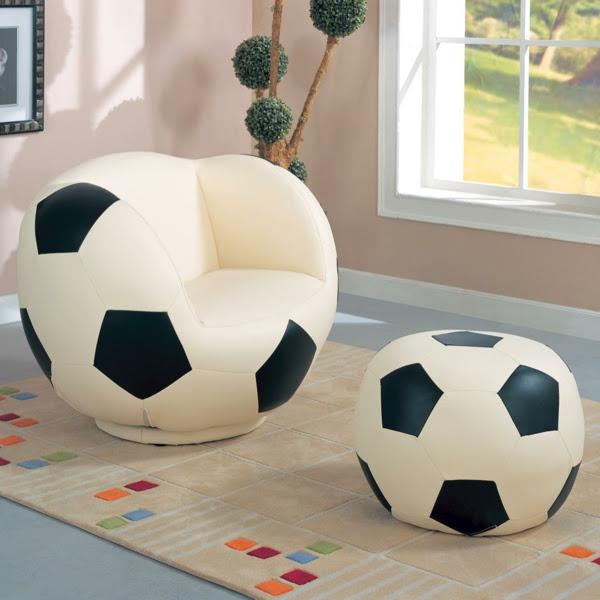 Kinder Zimmer Kinderzimmer Fussball