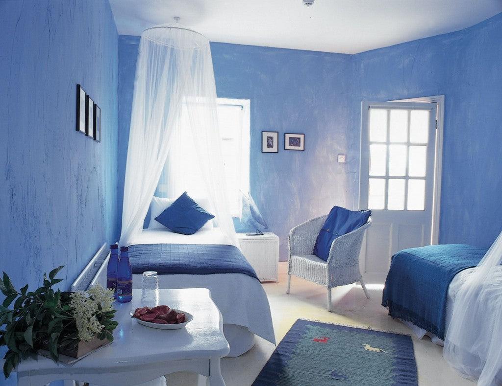 Blue Bedroom Ideas - Terrys Fabrics's Blog