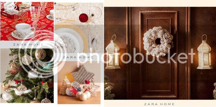 Navidad Zara Home