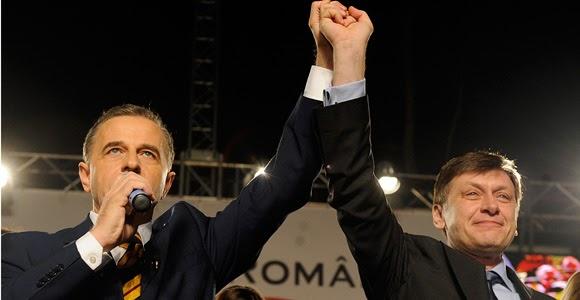 Mircea Geoană a câştigat Preşedinţia României – exit-poll-uri