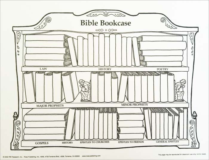 66 Books Of The Bible Coloring Pages - Coloringnori - Coloring Pages For  Kids