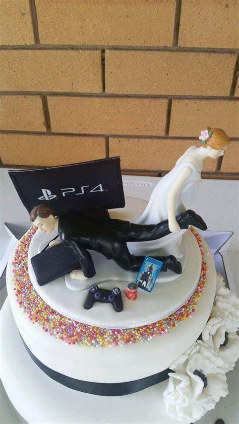 J'ai trouvé mon gâteau de mariage!   GeekQc.ca