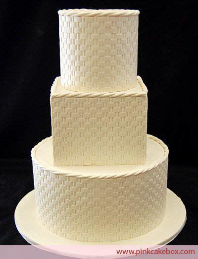1000  ideas about Basket Weave Cake on Pinterest   Cake