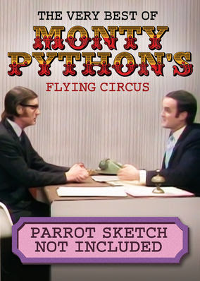 Parrot Sketch Not Included: Twenty...