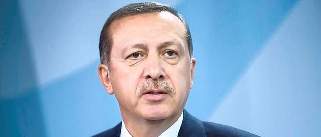Le président turc Recep Tayyip Erdogan, photo d'illustration.