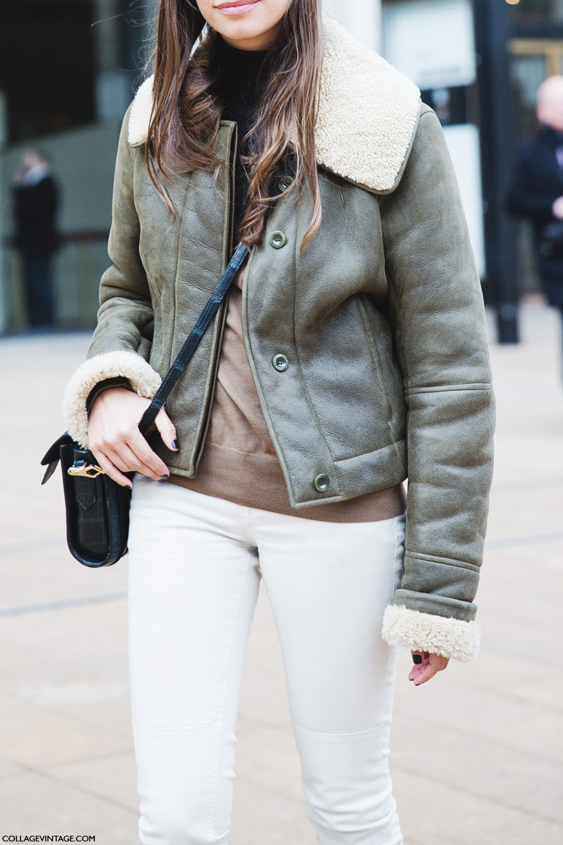New_York_Fashion_Week-Street_Style-Fall_Winter-2015-Amanda_Weiner-White_Winter-Aviator_Jacket-