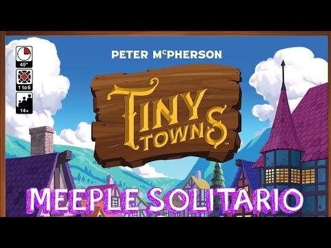 Tiny Towns | Partida