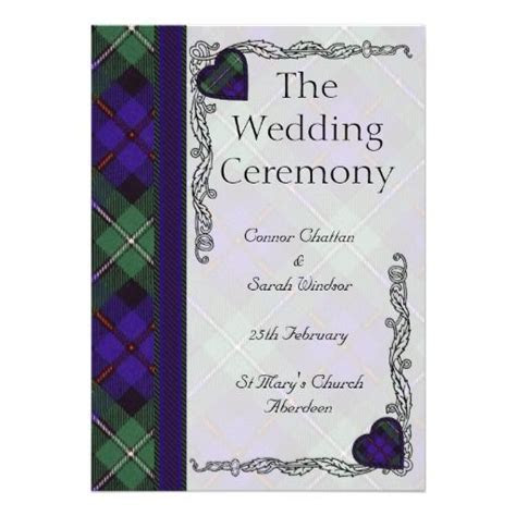 282 best Scottish Wedding Invitations images on Pinterest