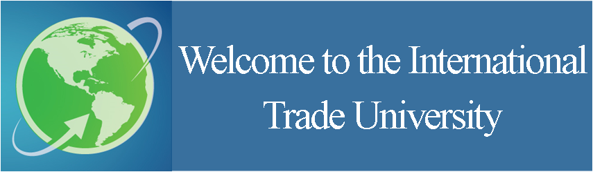 Welcome to the International Trade University