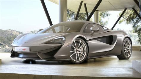 McLaren 570S revealed Car News CarsGuide