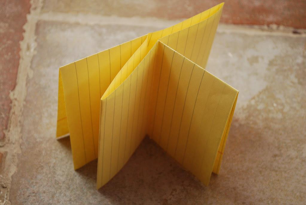 folding the book
