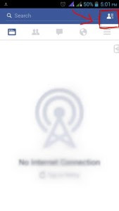 FB app chat