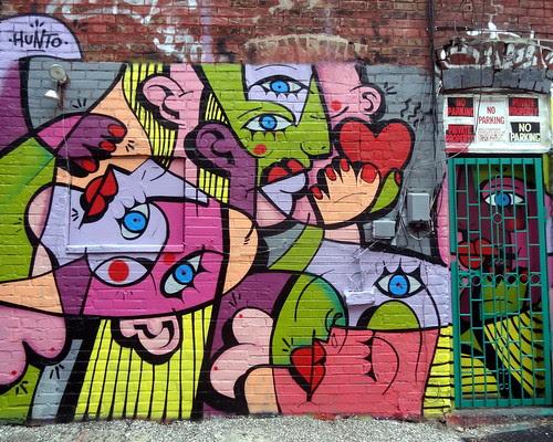 In Toronto -- Hunto by LoisInWonderland