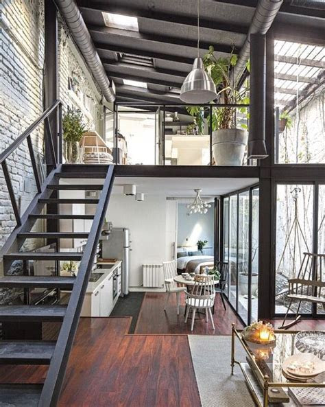 industrial style tiny home diy interior design
