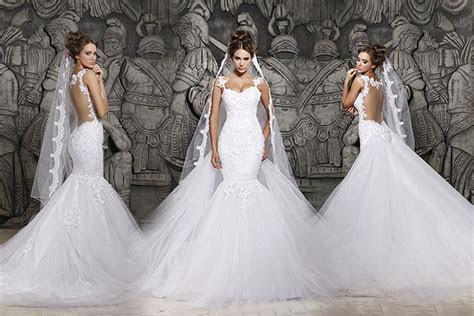 7 Glamorous Mermaid Wedding Dresses To Feel Like Marilyn