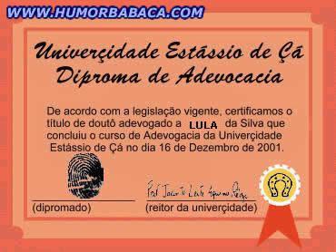 Diploma de Advocacia