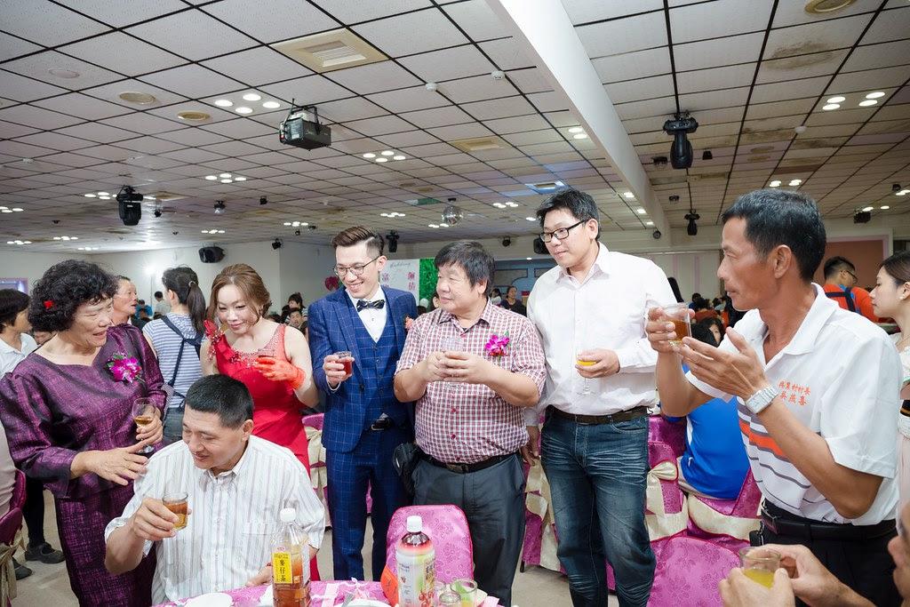 147明園餐廳北斗店婚攝