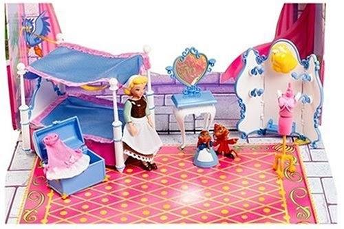 Cinderella Castle Playset Disney Princess Precious Mini