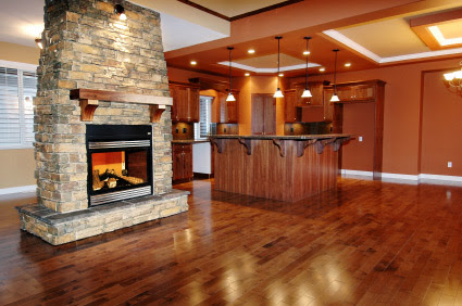 Ideas for Decorating a Fireplace Mantle and Hearth with a ...