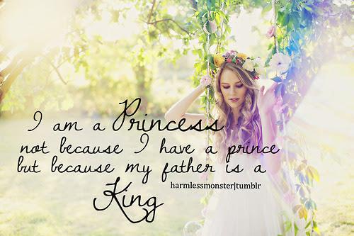 I Am Not A Princess Quotes Tumblr