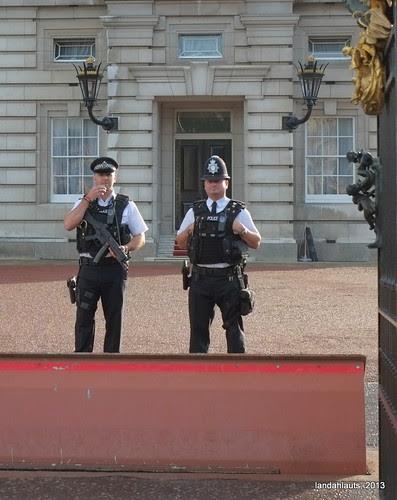 Buckingham Palace. London (UK)