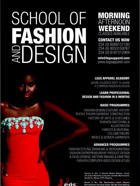 Fashion School In Port Harcourt Nigeria School Style