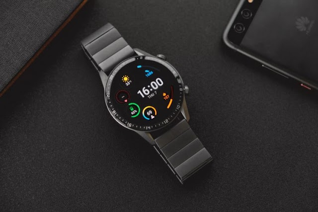 Huawei Watch GT 2 Likely to Launch in India in First Week of December