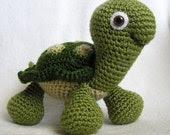 BABY TURTLE PDF Crochet Pattern