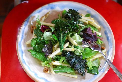 autumn go-to salad