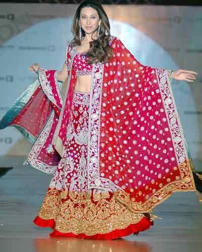 Designer Indian Wedding Lehengas and more « Marigold Events
