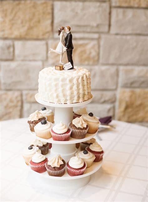 Wedding Cupcakes   Perfect Vow Renewal Cake   I Do Take Two