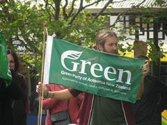 Union rally, Dunedin