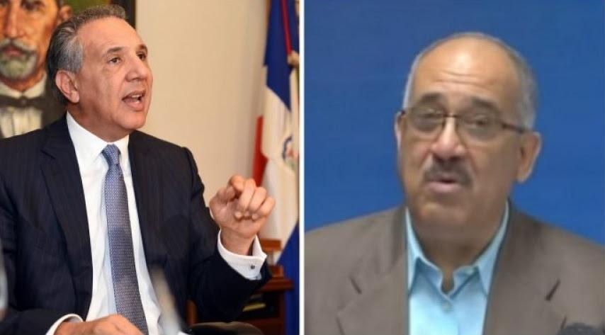 Peralta y Faña rehusan conciliación; posponen audiencia para el 27 de julio