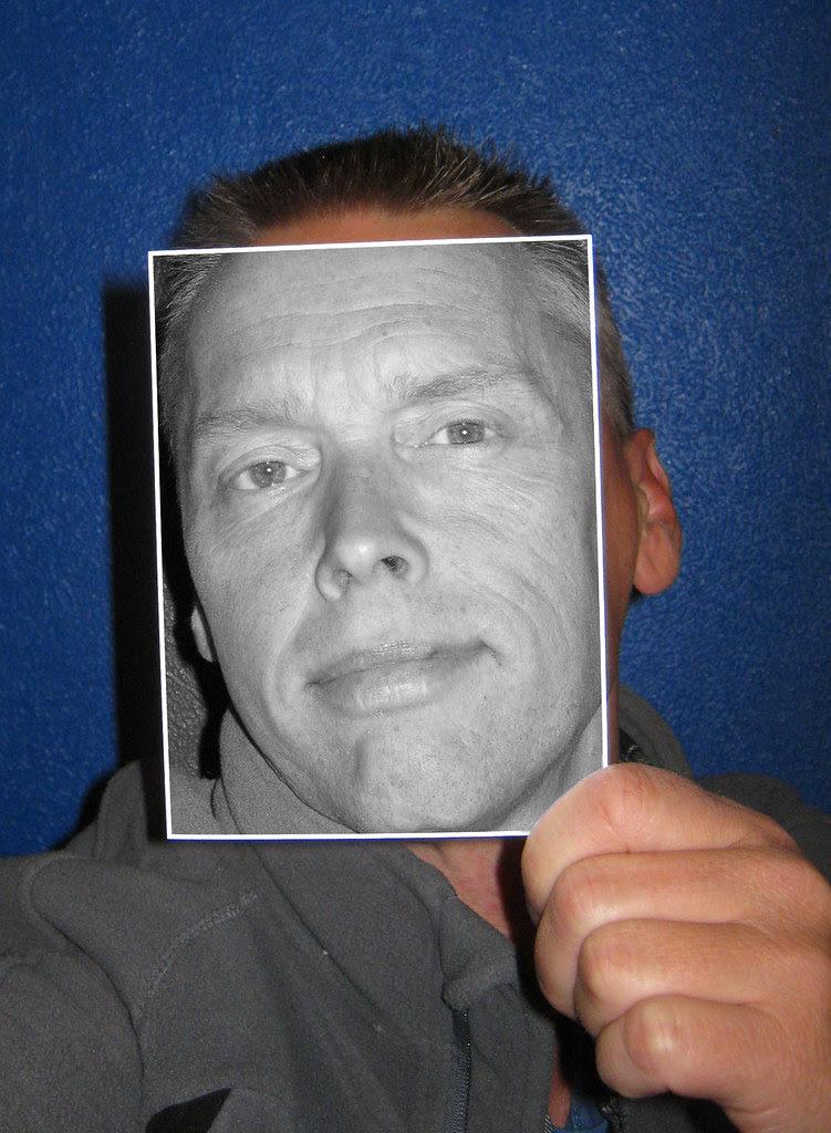 B&W Portrait