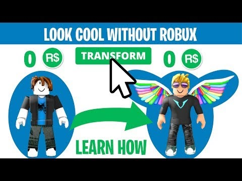 How To Look Cool In Roblox Without Robux On Ipad - How To Make Your Roblox Character Look Cool Without Robux