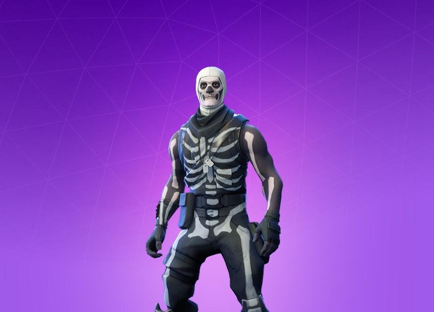 Buy Skeleton Skin Fortnite