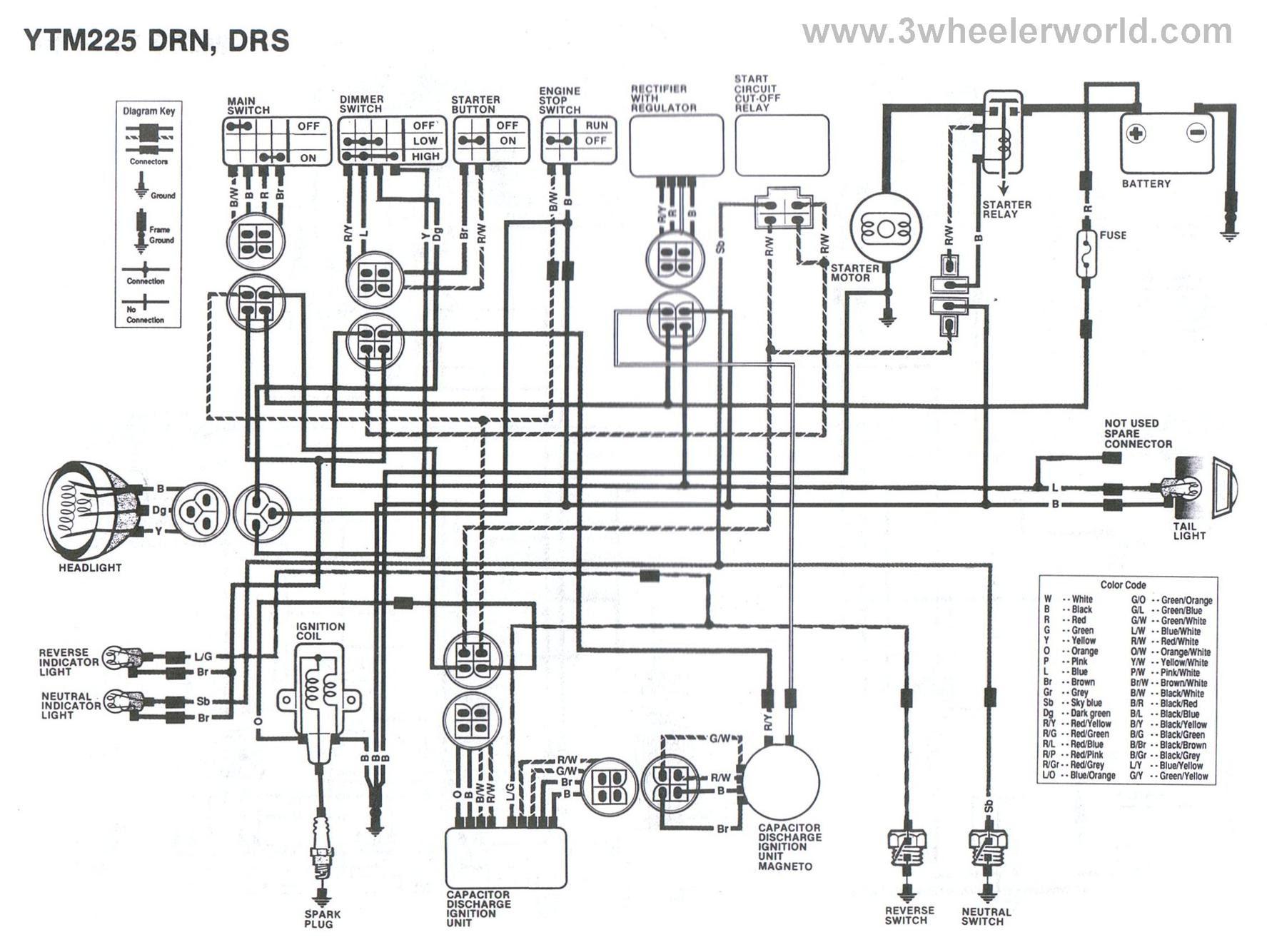 Yamaha Ag 200 Wiring Diagram Wiring Diagram Schemas