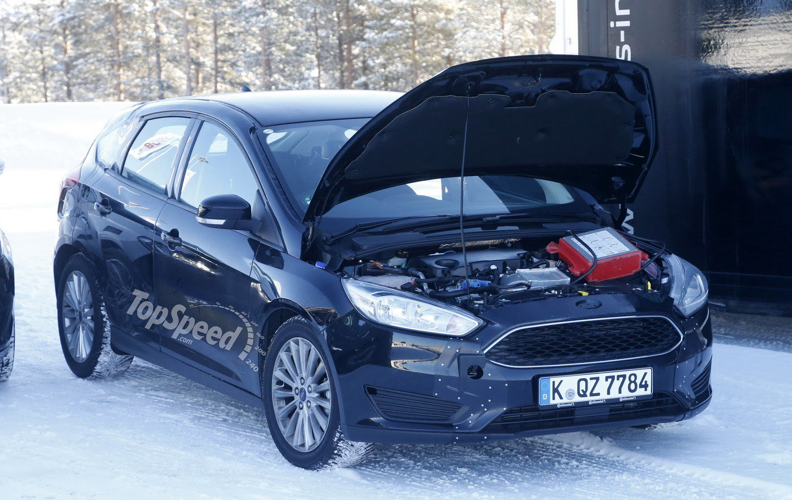 2018 Ford Focus - Picture 665752 | car review @ Top Speed