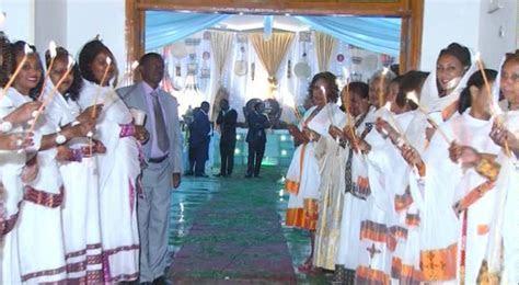 Best Ethiopian Wedding 2015   YouTube