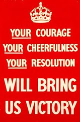 Your Courage Your Cheerfulness Your Resolution...