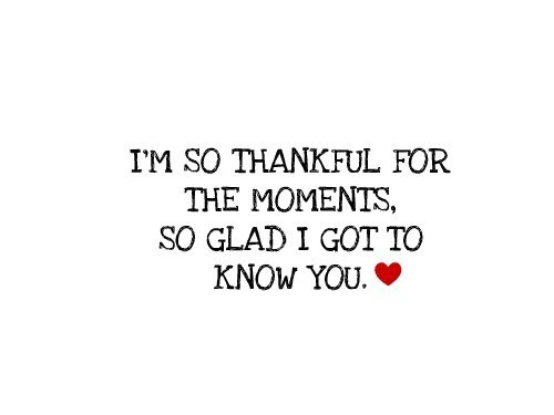 Quotes About Being So Thankful 35 Quotes