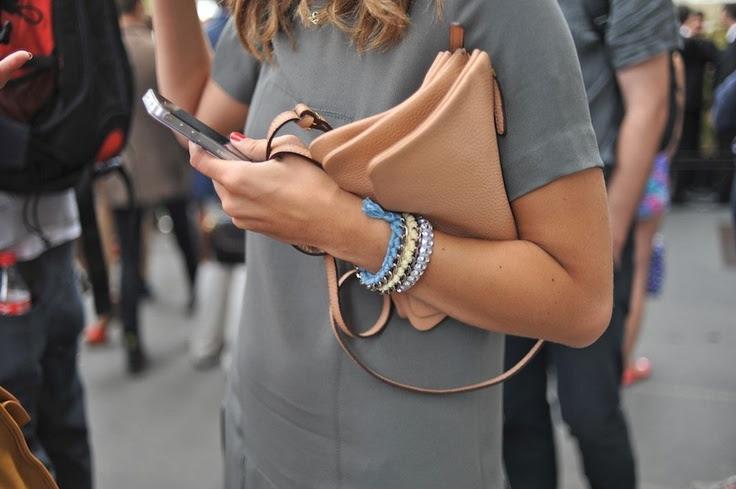 Milan Fashion Week #StreetStyle #Fashion #MFW #MilanFashionWeek #Bags